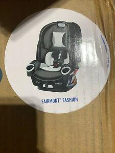 NEW Graco 2074607 4Ever DLX Car Seat in Fairmont - Rear & Forward Facing -SALE