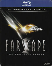 FARSCAPE: The Complete Series (Blu-ray Disc 2013 20-Disc Set) (Y3)