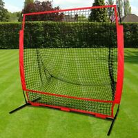 PROFESSIONAL 5x5 FT Baseball Softball Practice Batting Training Net w/Carry Case