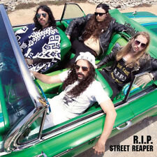 "R.I.P.  ""STREET REAPER""  HEAVY METAL UNHINGED CHAOS GRIMY SLEAZY STREET DOOM LP"