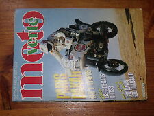 $$a Revue Moto verte N°154 Paris Dakar  Side-cars Cross  650 Kawa  600 Transalp