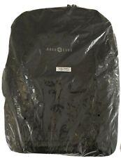 New listing Aqua Lung Gear Backpack Traveler Scuba Diving Black Heavy Duty Fabric Handles