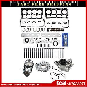 Fit 05-08 Chrysler Dodge Jeep 5.7L HEMI OHV Head Gasket Set Timing component Kit