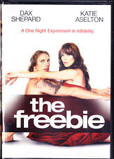 The Freebie (2011 DVD) Dax Shepard Katie Aselton Sean Nelson New Sealed