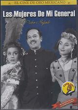 NEW - Las Mujeres De Mi Gerneral DVD Pedro Infante FAST SHIPPING !