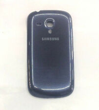ORIGINALE Samsung Galaxy S3 Mini Batteria Back Cover-Pebble Blu-Grade A