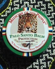 Navajo Medicine Of The People Palo Santo Balm Protection Calming .75 oz POW WOW