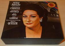 VERDI-AROLDO-CBS MASTERWORKS-2xCD 1988-QUELER-MONTSERRAT CABALLE-MINT