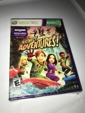 Kinect Adventures (XBOX 360 Video Game) Brand New/Factory Sealed! FREE SHIPPING!