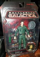 Battlestar Galactica-Off  Duty Apollo (Toys R Us Exclusive)