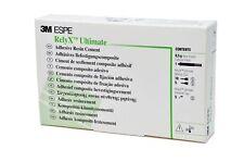3m Espe 56890 Relyx Ultimate Adhesive Resin Cement Syringe 85 Gm Translucent