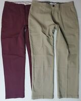 Mens Pants Lot - Goodthreads Amazon Essentials - Size 33 X 28