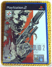 Metal Gear Solid 2 Sons Of Liberty ITA videogioco Konami PS2