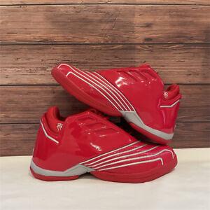 Adidas T-Mac 2.0 Restomod Evo All Star Red Men's Basketball Sneakers FX4065