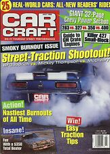 Car Craft Magazine July 1998 Killer 427 Small Block / Gm Crate Engines