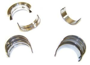Engine Crankshaft Main Bearing Set-VIN: P, SOHC, 8 Valves DNJ MB420