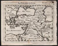 LA TURCHIA IN ASIA-AUTORE-DE CHEVIGNY-NAPOLI 1782-L1108