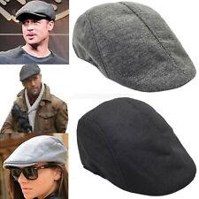 Coppola siciliana da uomo donna cappello basco gatsby berretto visiera cotone