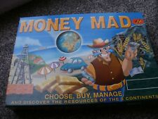 RARE argent Mad Board Game-par World Minds 2006