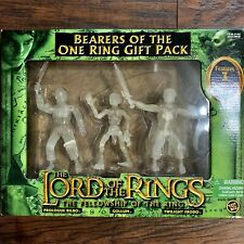 Lord of the Rings - Bearers of the One Ring Gift Pack, set Gollum, Frodo, Bilbo