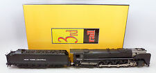 JH Sunset Models 3rd Rail Brass NYC 4-8-4 Niagra S-1b Engine #6024 & Tender