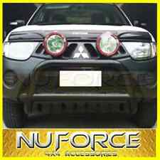 MITSUBISHI TRITON ML MN (2006-2015) - NUDGE BAR / GRILLE GUARD (BLACK)