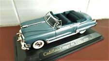 1949 Cadillac Coupe De Ville in Metallic Light Blue - 1:43 scale