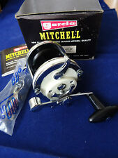 STUNNING UNFISHED BOXED VINTAGE MITCHELL 602AP MULTIPLIER SEA/GAME REEL