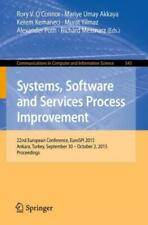 Systems, Software And Services Process Improvement: 22Nd European Conferenc...