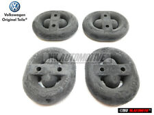4x Genuine VW Exhaust Rubber Retainer Mount Hanger - 8A0253147A