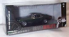 Steve McQueen Bullit 1968 Ford Mustang GT 1-43 escala nuevo caso Ltd Ed