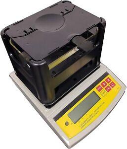 Precious Metal Analyzer Gold Purity Testing Machine Digital Density Meter 2000g