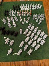 Huge LOT unpainted Bretonnian Army Warhammer some RARE OOP