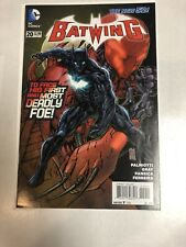 Batwing (2013) # 20 (VF/NM) 1st Full App Luke Fox Batman !