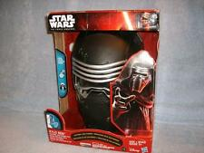 Kylo Ren Sith Voice Changer Mask Star Wars Force Awakens Hasbro 2015 New