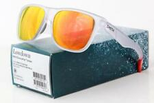 NEW SMITH OPTICS LOWDOWN CHROMAPOP SUNGLASSES Matte Crystal / Red Sol-X Mirror