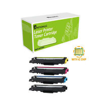 Multipack Compatible TN223BK C M Y With Chip Toner For Brother HL-L3210CW