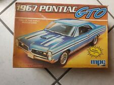 MPC  Autobausatz -1:25 (auch Carrera tauglich) 1967 Pontiac GTO
