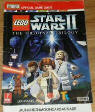 LEGO Star Wars II: The Original Trilogy (Sony PS2, 2006) + Strategy Guide