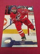 Justin Faulk  Hurricanes 2016-2017 Upper Deck #37