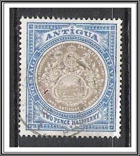 Antigua #24 Seal of Colony Used