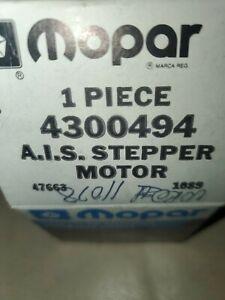 NOS MOPAR 4300494 Chrysler A I S motor