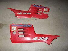 1996 Polaris Xplorer 400 L 4X4 Left Right Side Engine Motor Covers Panels Shield