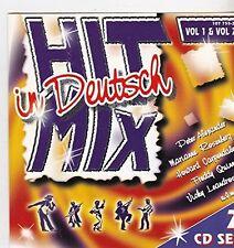 Hit Mix in Deutsch (1999; 22 Medleys) Marianne Rosenberg, Howard Carpen.. [2 CD]