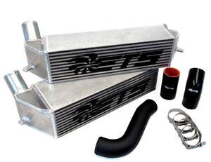 """ETS 7"""" Intercooler Upgrade Kit For BMW 12-14 N55 335i"""