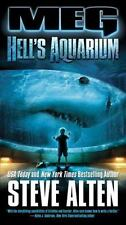 NEW - Meg: Hell's Aquarium by Alten, Steve