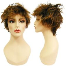 WG-054 Shaggy Brunette Winona Wig (Halloween/Party/Costume/Cosplay) Wig Only