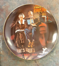 NORMAN ROCKWELL'S REDISCOVERED WOMEN COLLECTOR PLATES- 9 PLATES - FREE SHIPPING!