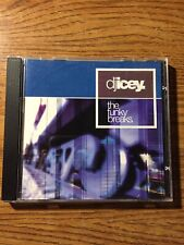 DJ Icey The Funky Breaks 1997 FFRR CD Tested Free Shipping