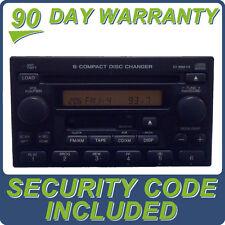 HONDA Prelued CR-V CRV Radio Stereo 6 Disc Change CD Player XM Satellite